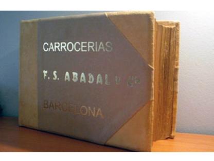 Carrocerias F.S. Abadal Barcelona