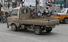 Chang'an SC1011 pickup truck