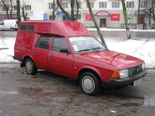 Москвич - 2901