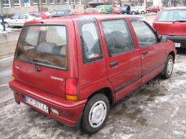 Daewoo Tico SX (Poland)