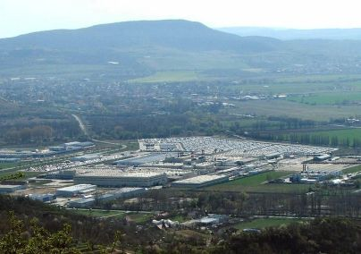 Esztergom Suzuki plant