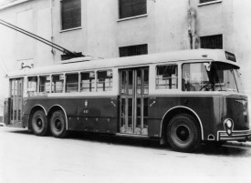 filobus Alfa Romeo 140AF 4 Macchi