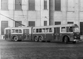 filobus Alfa Romeo 140AF 5 snodato 4