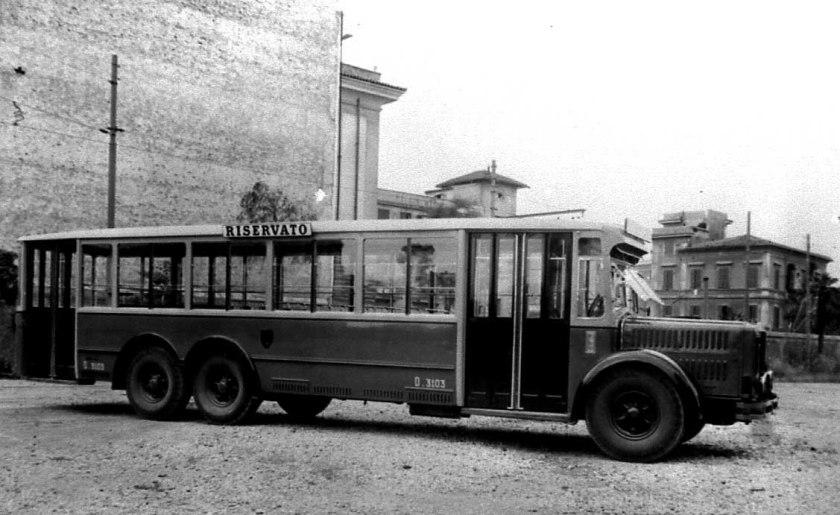 Gli Alfa Romeo 40, 85, 80, 110
