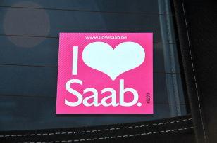 I love Saab