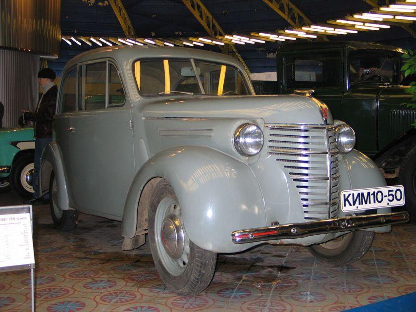 KIM-10-50 sedan1940