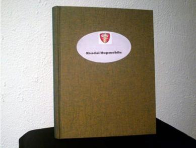 libro imperia 1 Abadal Hupmobile