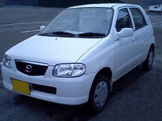 Mazda carol 4th model(HB23S)