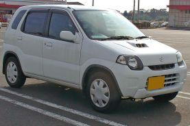 Mazda Laputa - Suzuki Kei