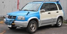 Mazda Proceed Levante 201 (Japan) = Suzuki Vitara
