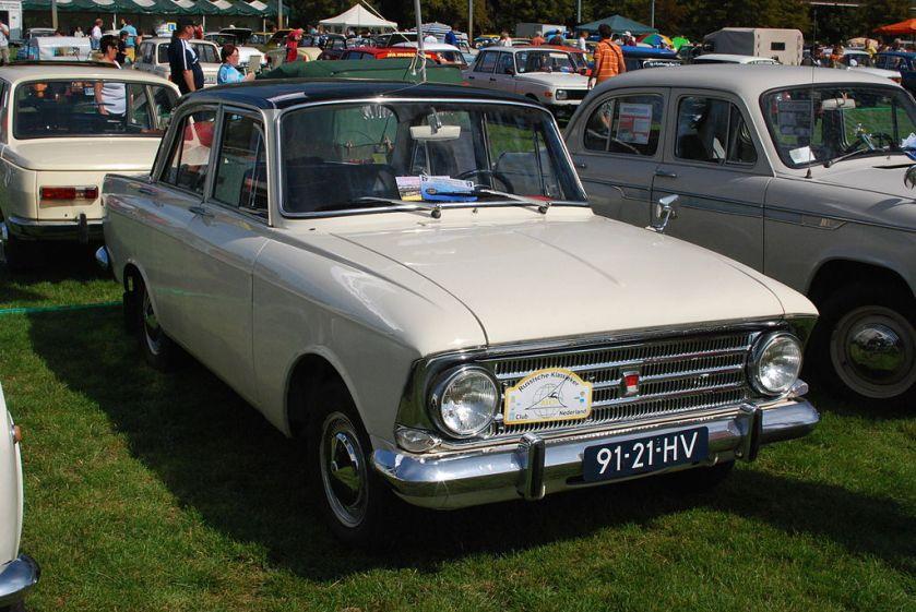 Moscvich 408