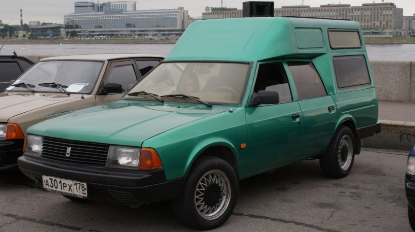 Moscvitch 2901 - Москвич 2901