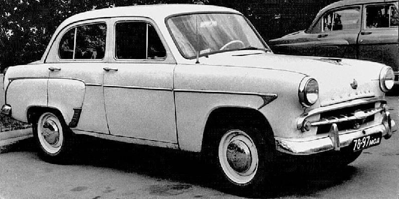Moscvitch 407-2