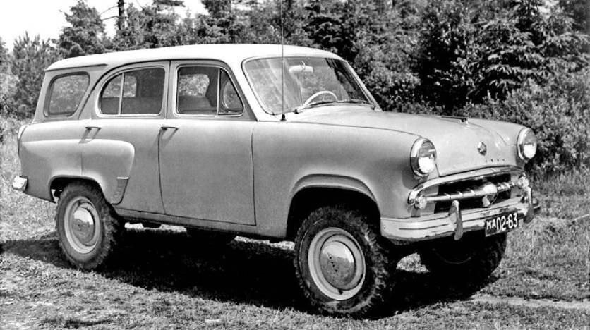 Moscvitch 411-1