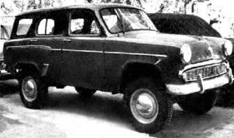 Moscvitch 411-2