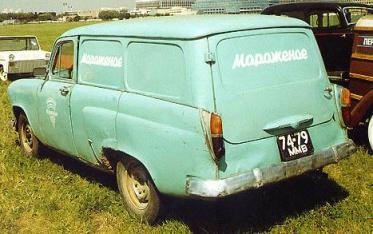 moskoovitsch 430 1962