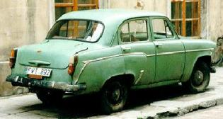 moskovitsch 403a