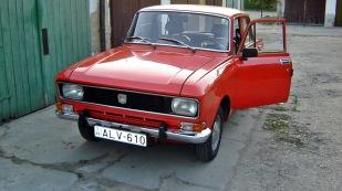 Moskvich 2140 Szergej