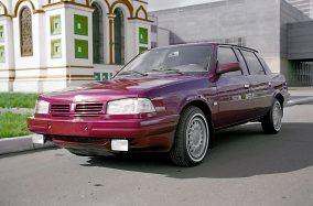 Moskvich 2142 Knyaz Vladimir Sedan 1998
