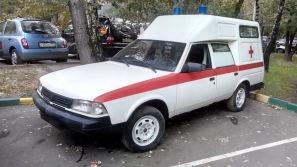 Moskvich 2901 Скорая помощь