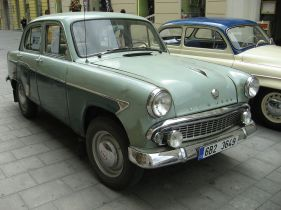 Moskvich 407 a