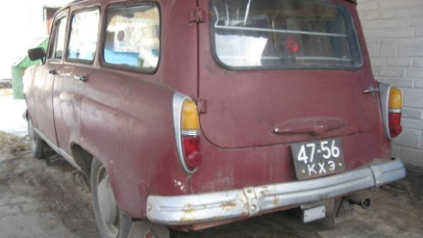 Moskvich 432 b