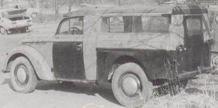 Moskvich-432, Moskvich-403 based van, 1963-1965
