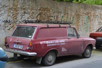Moskvich 433 Van red