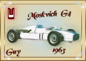 Moskvich-G4 1963