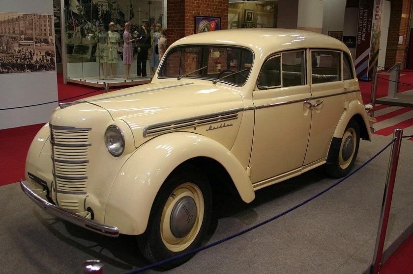 Moskvitch 400-420