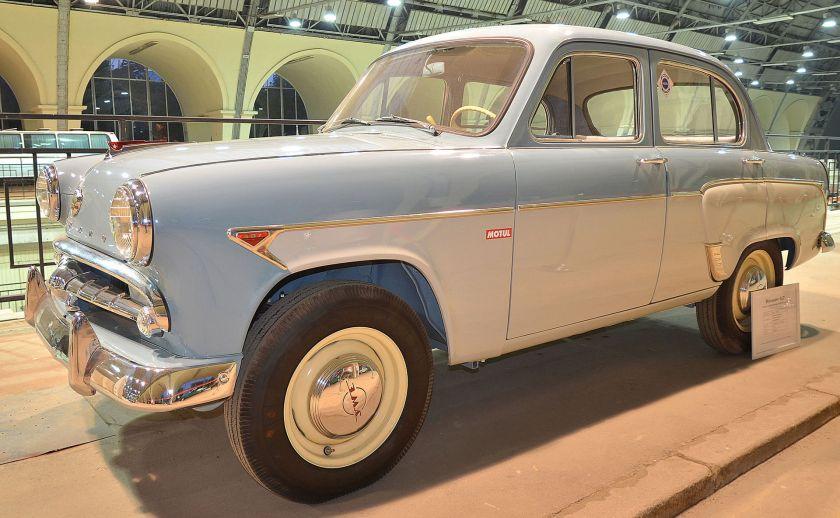 Moskvitch 402 - Москвич 407