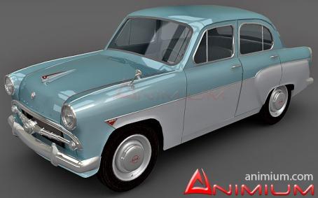moskvitch 407 a