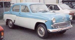 Moskvitch 407 b