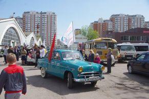 Moskvitch 407 Moscow retro-auto-museum (17990245586)