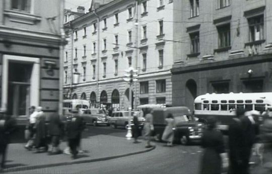 Moskvitch 423N in film a