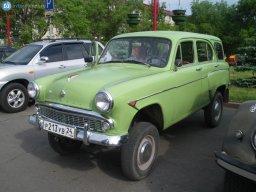Moskvitch (AZLK) 411