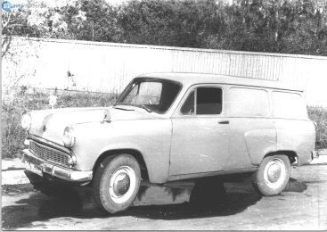 Moskvitch (AZLK) 432