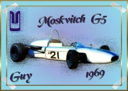 moskvitch g5 1969