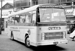 Newmans Bros Bedford VAM Coaches