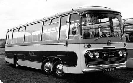 Priory Coaches Bedford Val 14 BFT-942D