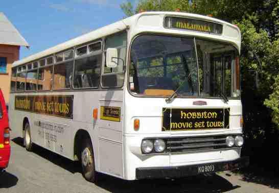 Rings Scenic Tours Bedford VAM Bus