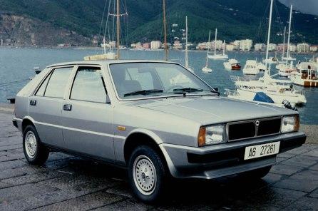 Saab 600 = Lancia Delta