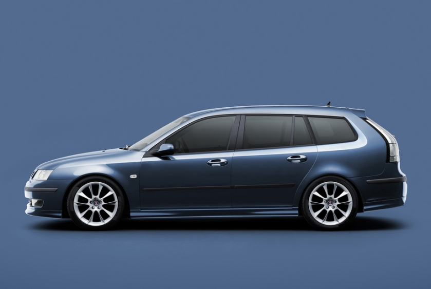 Saab 9-3 Sport Wagon 1.9 TTiD Aero sec.gen