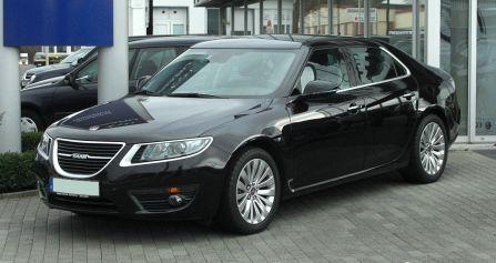 Saab 9-5 2.0 TiD Vector (II) 2010-2011