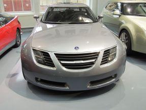 Saab 9-X front