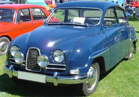 Saab 93 bla