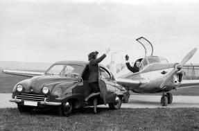Saab + Saab