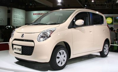 Suzuki Alto 7th generation