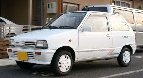 Suzuki Alto Juna front special edition
