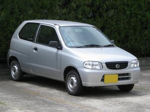 Suzuki Alto van (5th generation)HA23V
